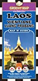 img - for Groovy Map n Guide Laos (2012-13) book / textbook / text book
