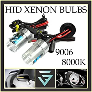 Headlight 9006-8000K HID Xenon Bulbs Lights Lamps $17.59