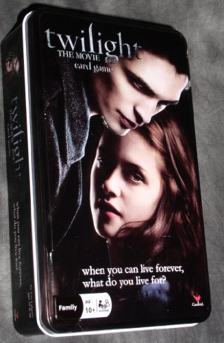 Twilight the Movie Trivia Card Game