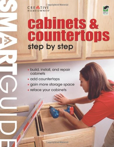 Cabinets & Countertops Step by Step (Smart Guide)