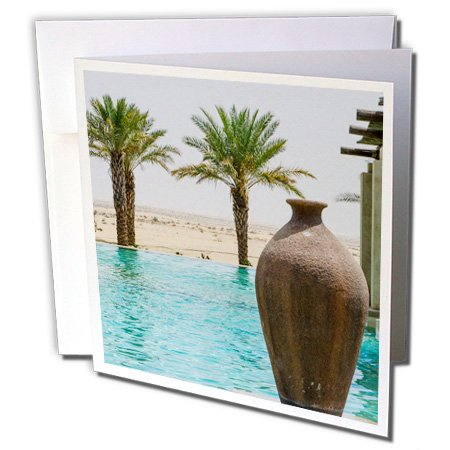 danita-delimont-pool-pool-area-at-a-resort-and-spa-dubai-uae-6-greeting-cards-with-envelopes-gc-2261