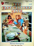 Stacey's Emergency (Baby-Sitters Club, 43) (0590435728) by Martin, Ann M.