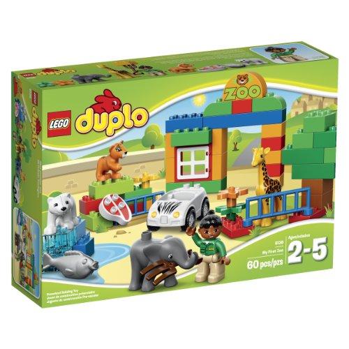 Photo of Lego Zoo Set