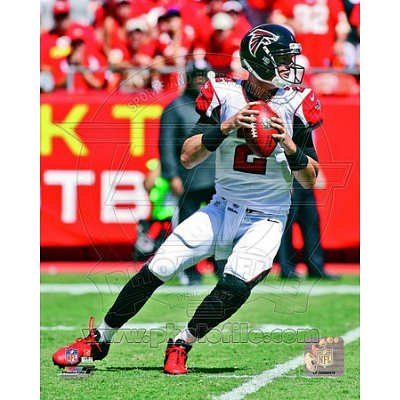 (20x24) Atlanta Falcons - Matt Ryan Glossy Photo Photograph
