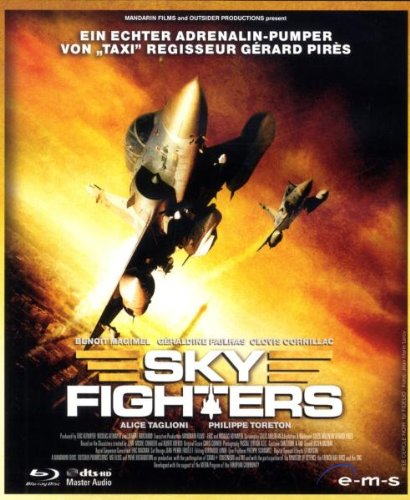 Sky Fighters [Blu-ray]