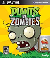 Plants Vs. Zombies - Playstation 3 by PopCap Games