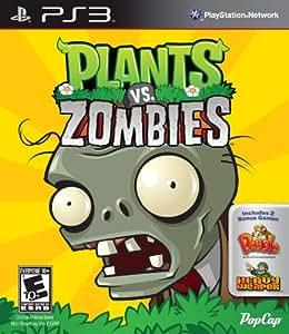 Plants Vs. Zombies - Playstation 3