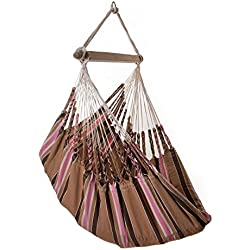 Hanging Hammock Chair - HAMACA Cayo Ruby