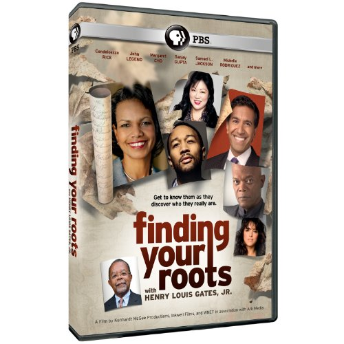 Cover art for  Finding Your Roots