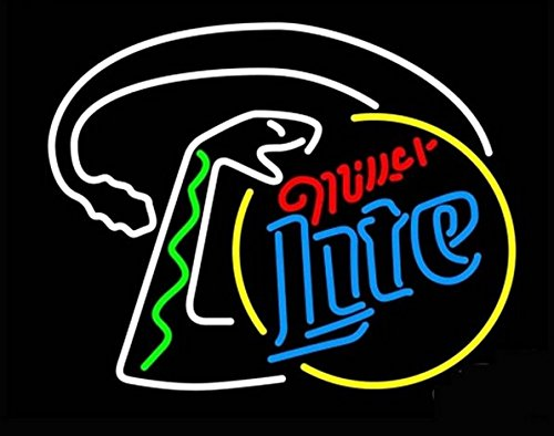 miller-lite-handcrafted-real-glass-neon-light-sign19x15