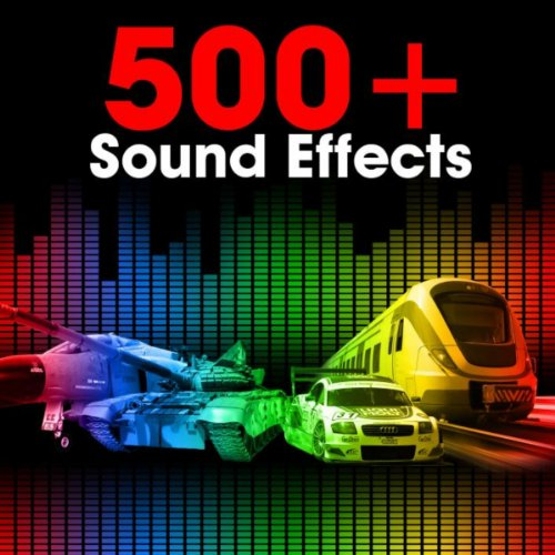 500+ Sound Effects
