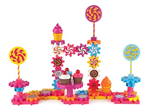 Learning Resources Gears Sweet Shop Assorted Building Set (Gears Building compare prices)