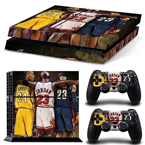 playstation 4 skin nba legends