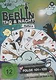 Berlin - Tag & Nacht - Staffel 6/Folge 101-120 [4 DVDs]