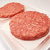 ハンバーガー用牛パティ【無添加】牛肉100%ビーフパティ 4枚(冷凍ハンバーガーパテ) 【販売元:The Meat Guy(ザ・ミートガイ)】