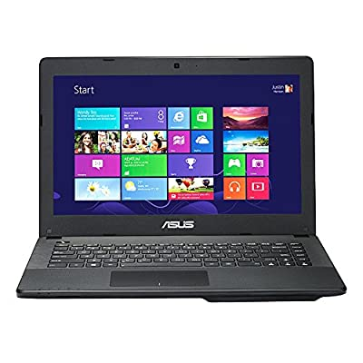Asus X552WA-BING-SX003B 15.6-inch Laptop (AMD Dual Core/2GB/500GB/Win 8), Black