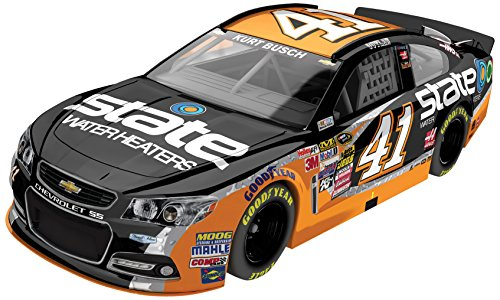 Lionel Racing C415865SWUB Kurt Busch # 41 State Water Heaters 2015 Chevy SS 1:64 Scale ARC HT Official NASCAR Diecast Car