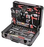 Tixit Aluminium-Werkzeugkoffer MECHANIKER 120-teilig für Mechaniker
