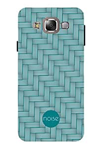 Samsung Galaxy E5, Noise Designer Printed Mobile Back Case Cover For Samsung Galaxy e5 - Multicolor