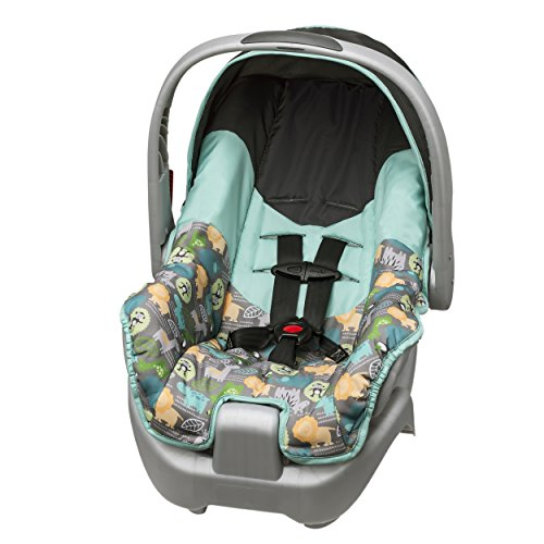 Best Price! Evenflo Nurture Infant Car Seat, Jungle Safari