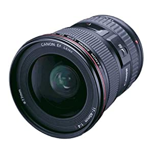 $765 Canon EF 17-40mm f/4L USM Ultra Wide Angle Zoom Lens for Canon SLR Cameras