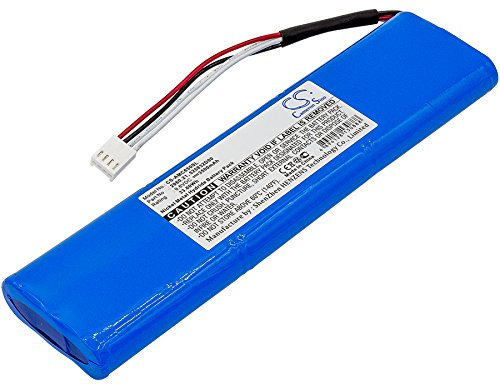 Replacement Battery for AEMC 1060 4630 5050 5060 5070 6470 6470/6470-B 6471 6472 6472 Micro-Ohmmeter 6505 MEGGER Megohmmeter Part NO 2960.21 525832D00