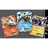 Pokemon Kyurem Zekrom Reshiram EX Card Set From Spring 2012 Collectors Tin [Toy]