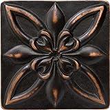 Marazzi Tile Insert Venetian Bronze 2