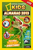 National Geographic Kids Almanac 2013, Canadian Edition