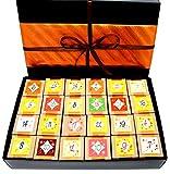 Gewürz - Adventskalender mit 24 Gewürzspezialitäten in der Geschenkbox - eine kulinarische...