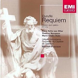 Duruflé: Requiem, Messe 'Cum Jubilo', Motets