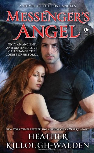 Image of Messenger's Angel: A Novel of the Lost Angels