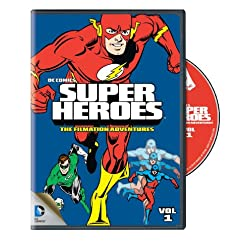 Dc Super Heroes: The Filmation Adventures 1
