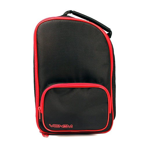 Atomik Transmitter Bag - Red/Black