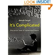 danah boyd (Author)  (21) Publication Date: February 25, 2014   Buy new:  $25.00  $16.16  29 used & new from $14.95