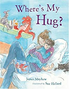 "Cover of ""Where's My Hug?"""