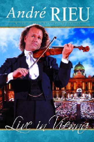 Andre Rieu: Live in Vienna [DVD]