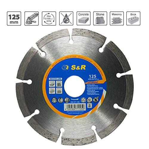 s-r-disco-da-taglio-diamantato-125-x-222-mm-standard-per-universali-calcestruzzo-pietra-naturale-pie
