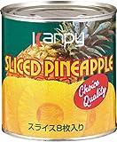 カンピー パインアップル 425g×24個