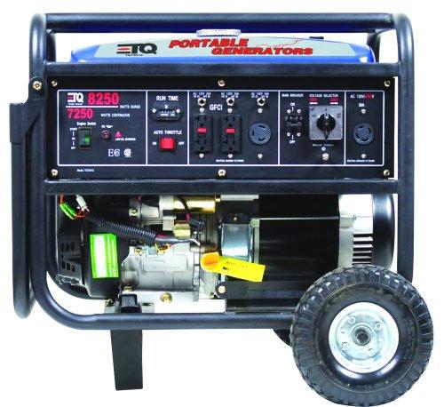 ETQ TG72K12 8,250 Watt 13 HP 420cc 4-Cycle OHV
