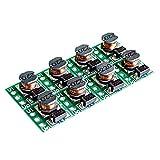 UTL 0.9-5V To 5V DC-DC Step-Up Power Module Voltage Boost Converter Board 1.5V 1.8V 2.5V 3V 3.3V 3.7V 4.2V To 5V Green