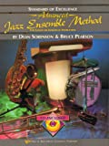 img - for W35XE2 - Standard of Excellence Advanced Jazz Ensemble Method: 2nd Alto Saxophone book / textbook / text book