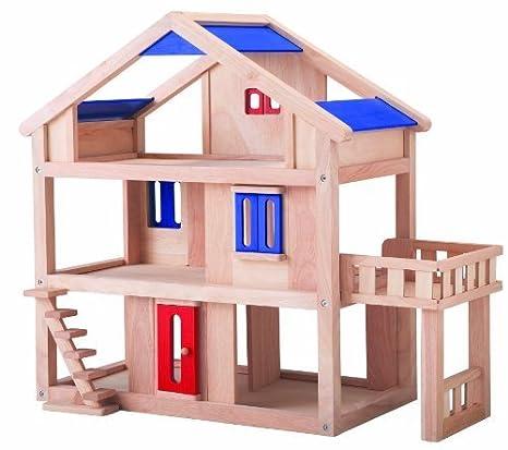 Plan Toys Plan Toys Dollhouse Series Terrace Dollhouse by Plan Toys TOY (English Manual)