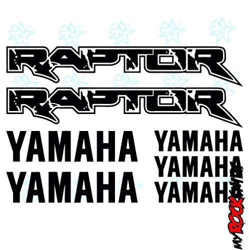 Yamaha-Raptor-Lot-de-30-x-20-CM-autocollants-Tuning-Bike-Moto-Sponsor-Logos