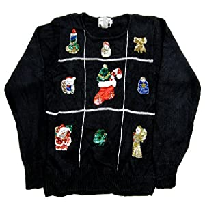 UGLY Christmas Sweater - Vintage ( Not )