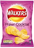 Walkers Crisps Prawn Cocktail x 48 1560g