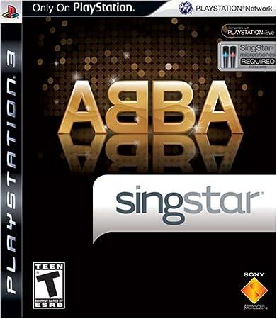 SingStar ABBA (Stand Alone)