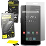 Casebase Premium Tempered Glass Screen Protector TWIN PACK for OnePlus One
