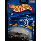 #2001-132 MX48 Turbo Collectible Collector Car Mattel Hot Wheels 1:64 Scale