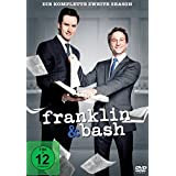 Franklin & Bash - Die komplette zweite Season 2 DVDs